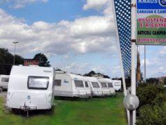 Camping Caravan Market
