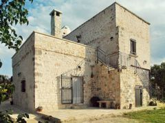 Bed and Breakfast Il trullo e il fortino