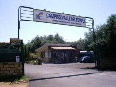 Camping Valle Dei Templi