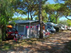 Camping Malibu Beach