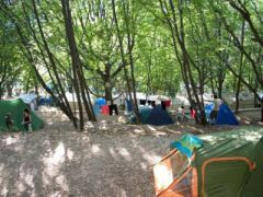 Campeggio Génova