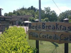 Bed and breakfast alla Corte di Carla